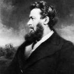 Walter Bagehot (1826-1877) founder of The Economist