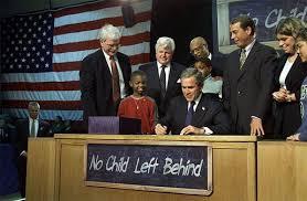 Bush NCLB 2001